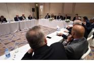 Întâlnirea primului-ministru Victor Ponta cu reprezentanții Camerei de Comerț a Regatului Hașemit al Iordaniei