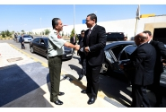 Întrevederea primului-ministru Victor Ponta cu Talal Mohammed bani Melhem, vice-preşedintele Centrului Naţional pentru Securitate şi Managementul Crizelor