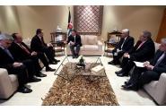 Întâlnirea premierului Victor Ponta cu Majestatea Sa Regele Abdullah al II-lea al Regatului Haşemit al Iordaniei